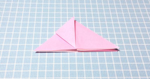 折り紙風船の折り方05