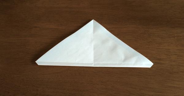 折り紙兜の折り方03