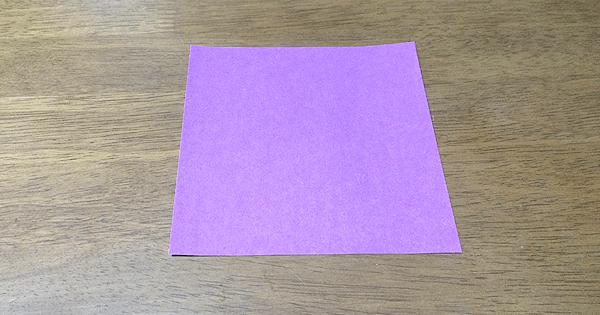 折り紙こけしの折り方01