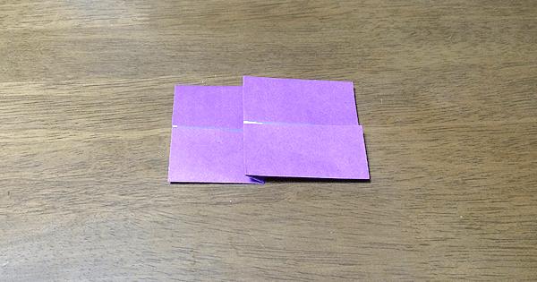 折り紙こけしの折り方06