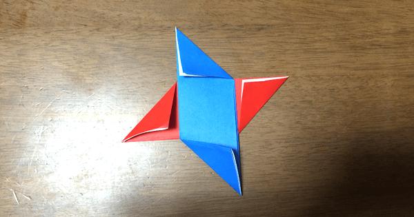 折り紙駒の折り方05
