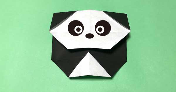 折紙パンダ