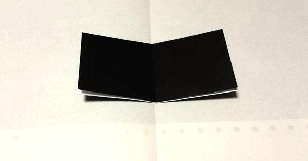 折り紙ピアノの折り方02