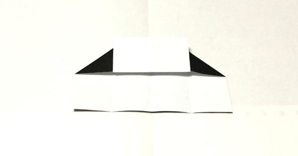 折り紙ピアノの折り方05