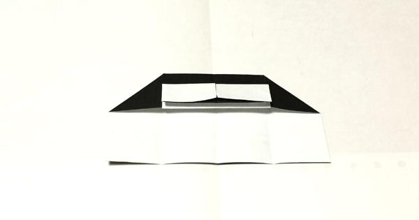 折り紙ピアノの折り方06