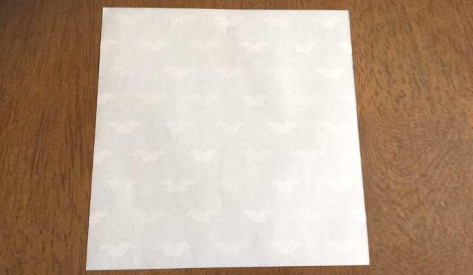 むっくりさんかく折り紙の折りかた01