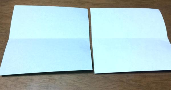 折り紙手裏剣の折り方02