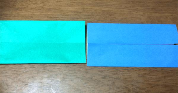 折り紙手裏剣の折り方04