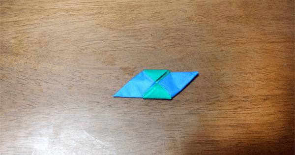 折り紙おはじきの折り方02