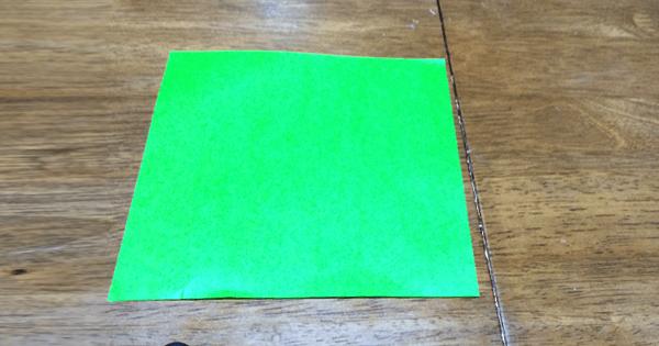 折り紙鶴の折りかた