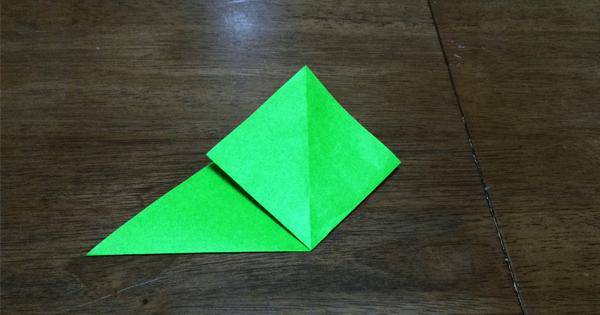折り紙鶴の折りかた04