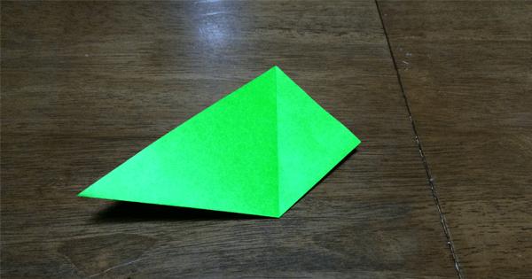 折り紙鶴の折りかた05