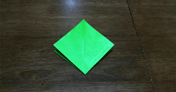 折り紙鶴の折りかた06