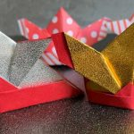 折り紙のかぶと(兜)の折り方・作り方!新聞紙で簡単に作れて被れる
