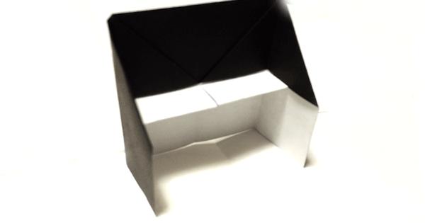 ピアノの折り紙の折り方|折り紙の折り方を憶えよう