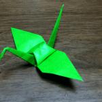 折り紙鶴の折り方|折り紙の折り方を憶えよう