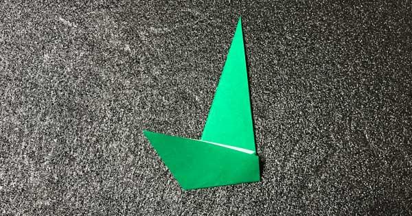 チューリップの折り方.10