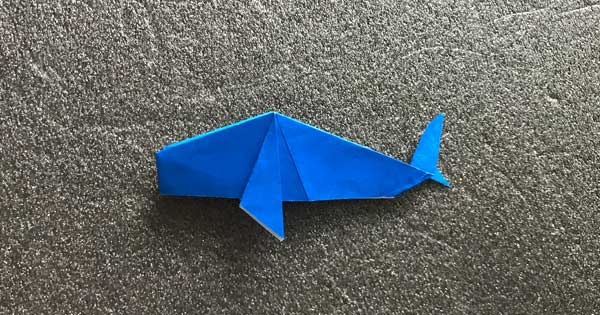 【折り紙】鯉のぼりの折り方・作り方(こどもの日)
