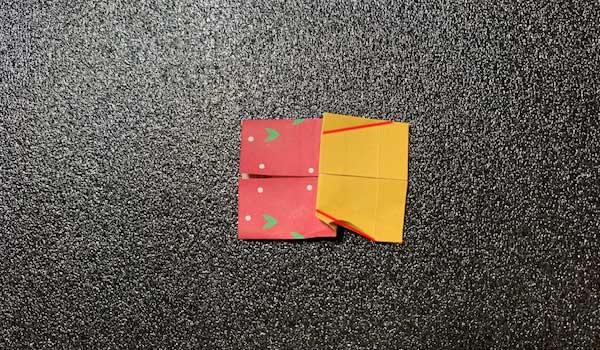 マトリョーシカの折り方6