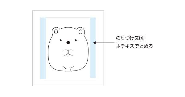 簡単カードメモの作り方2
