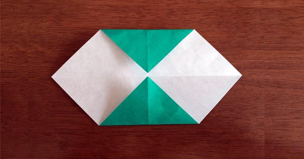 パクパクの折り方.5