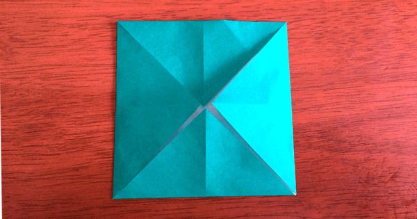 パクパクの折り方.6