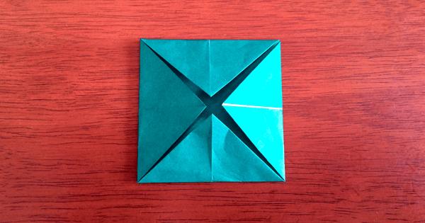 パクパクの折り方.10
