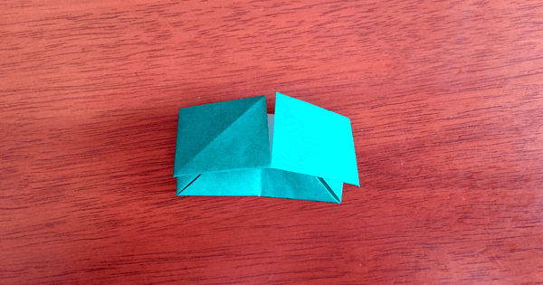 パクパクの折り方.11