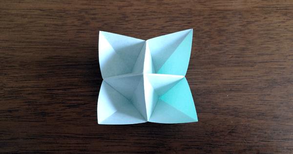 パクパクの折り方.13