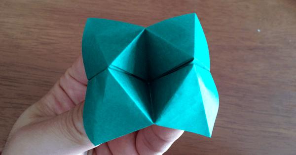 パクパクの折り方.16