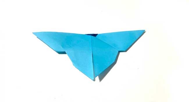 折り紙で簡単に作れる蝶の折り方10