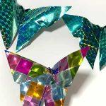 折り紙で簡単に作れる蝶の折り方|How to fold Butterfly