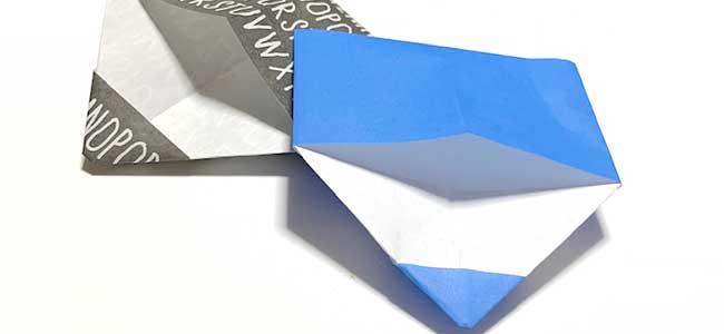 折り紙えんぴつ見本3