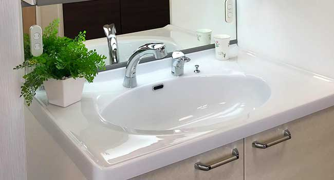 洗面台|洗面台や洗剤の使い方や収納方法