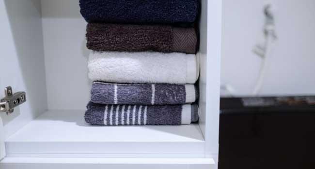 洗面台や洗剤の使い方や収納