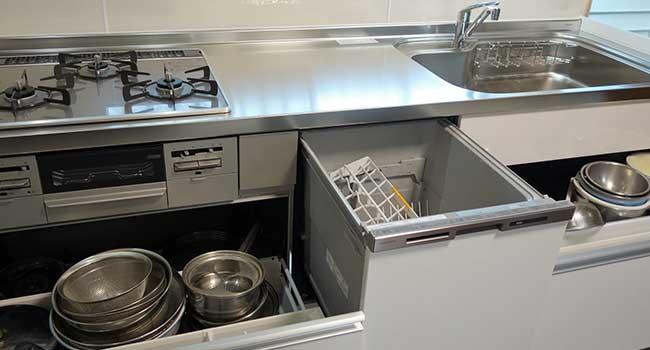 調理台下収納3