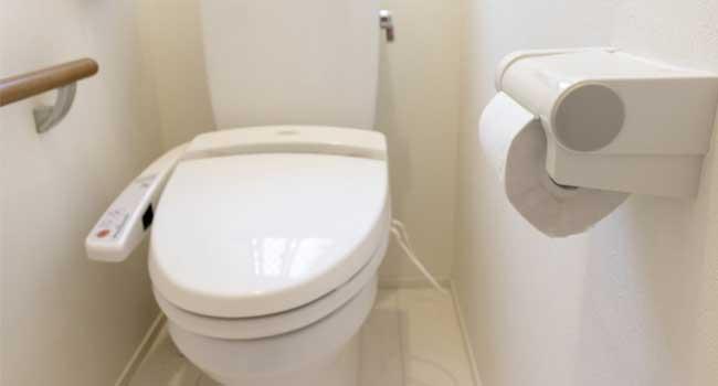 トイレ|便器やタンクを綺麗に収納