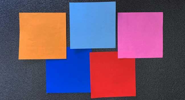 星の折り方2-1