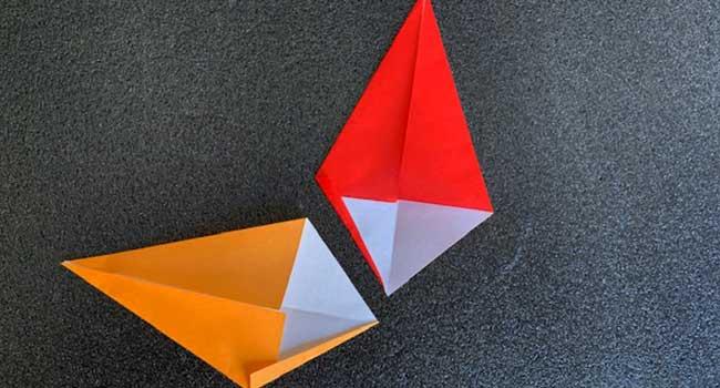 星の折り方2-5