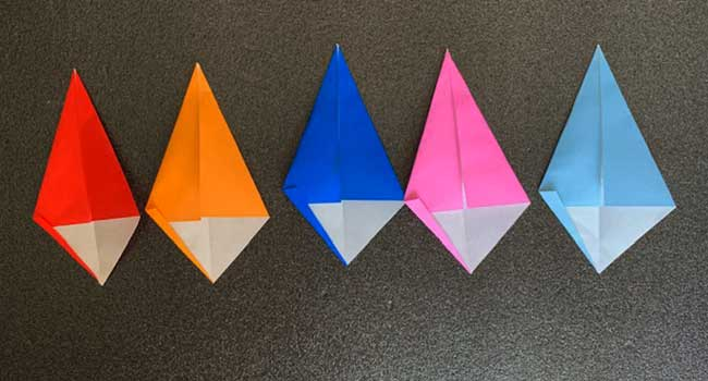 星の折り方2-6