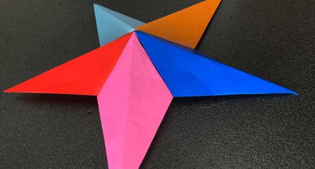 星の折り方2-8