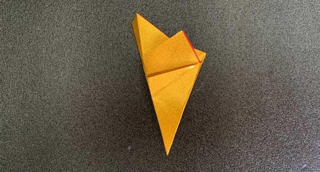 星の折り方9