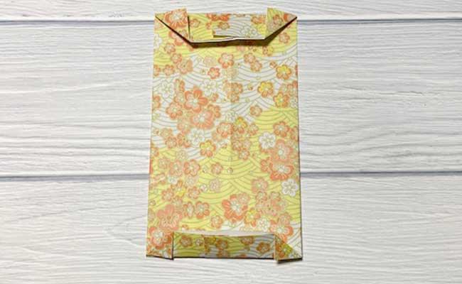 かわいいぽち袋の作り方4
