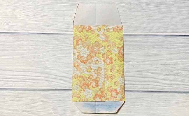 かわいいぽち袋の作り方6